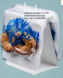 Printed Polyethylene Plastic Deli Saddle Bags pictures & photos
