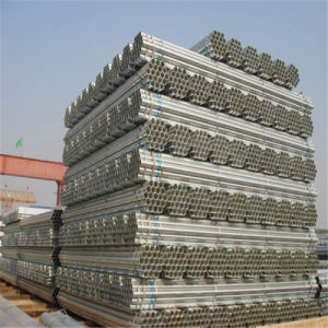 Hot Dipped Galvanized Steel Tube Use for Water Transportation pictures & photos