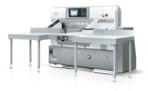 Computerized Paper Cutting Machine (SQZ-78CTN) pictures & photos