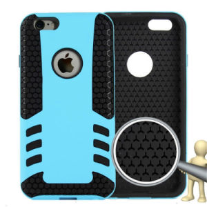 New Rocket Hybrid Combo Mobile Cell Cases for iPhone 6 pictures & photos