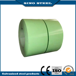 Prepainted Gi Steel Coil/ PPGI Color Coated Galvanized pictures & photos