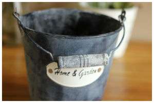 Customized Metal Ice Buckets, Galvanized Iron Ice Buckets pictures & photos
