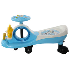 Children Plasma Car Toy Car with Pulling Rope pictures & photos