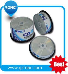 Virgin CD Offer Free Sample Empty CDR 700MB 52X pictures & photos