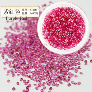 Crystal Mini Art Nail Beauty Decoration Gems Rhinestone Products (D90) pictures & photos
