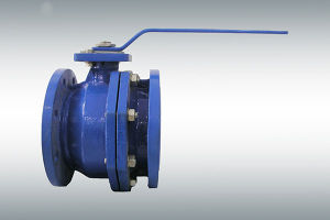 Flanged Ball Valve in Pn10/Pn16/ANSI 150 pictures & photos