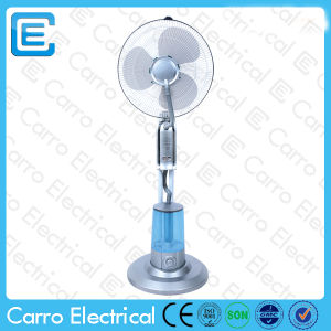 High Speed Air Cooler Water Spray Hand Held Misting Fan CE1603