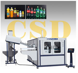 1.5L/9000PCS Two-Stage Automatic Linear High-Speed Blowing Mould Machine pictures & photos