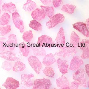 Pink Fused Alumina for Sandblasting Application F150