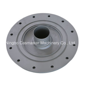 Aluminum Low Pressure Casting Flange Part for Machine