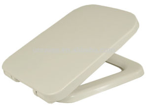 Duroplast PP Soft Closing Toilet Seat Cover pictures & photos