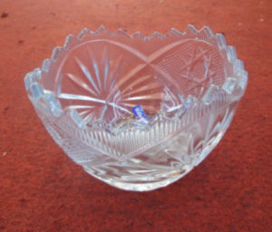 Wholesale Recyclable New Design Glass Ice Cream Sundae Bowls Kb-Hn0625 pictures & photos