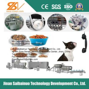 Dry Pet Dog Food Making Plant pictures & photos