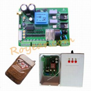 Barrier Remote Control System, Barrier Controller, RF Remote Control (RCS301)
