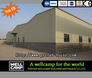 Modular Steel Building Steel Structure Workshop pictures & photos