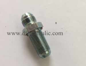 37 Degree Male Tube Bulkhead Adapter pictures & photos