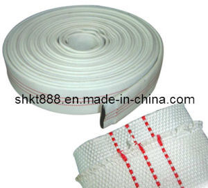 Rubber Lined Double Jacket Fire Hose pictures & photos