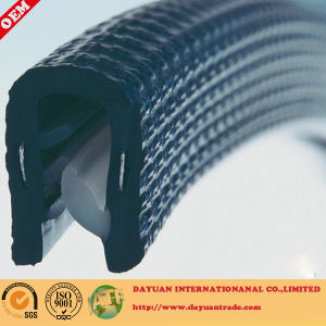 PVC Metal Inserted Weather Strip Profile pictures & photos