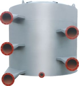 Deinking System, Pulp Machine
