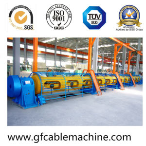Auto Metal Tubular Stranding Wire Cable Machine pictures & photos