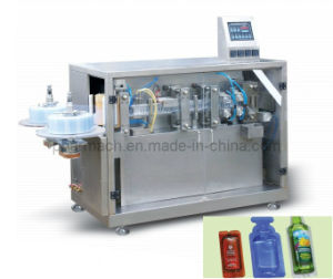 Dgs-118 Plastic Ampoule Forming Filling and Sealing Packing Machine pictures & photos