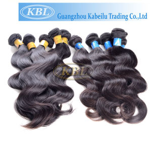 Unprocessed Peruvian Hair Weave (KBL-pH-BW) pictures & photos
