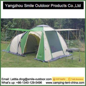 Wholesaler Design Market Outdoor Entertainment 2 Room Sleeping Tent pictures & photos