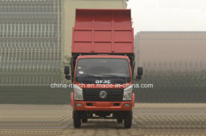 Dongfeng Lituo 130HP 4X2 Tipper Dumper Truck Dump Truck (with sub-frame) pictures & photos