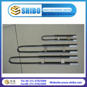 Wholesale Price of U Shape Mosi2 Heating Elements Mosi2 Heater pictures & photos