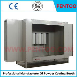 Powder Spray Booth for Car Wheel with Good Quality pictures & photos