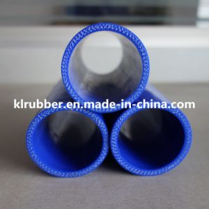 Bent Braided Silicone Rubber Hose for Automotive Radiator Hose pictures & photos