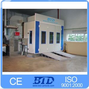 Btd7400 High Quality Spray Booth for Sale pictures & photos