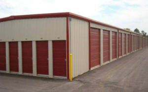 Pre-Engineered Self-Storage Steel Building for Warehouse pictures & photos