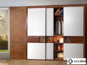 Modern British Home Bedroom Hotel Furniture Wood Closets Wardrobe pictures & photos