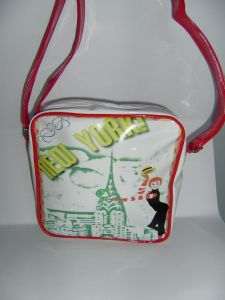 Professional PVC/PU Leisure Girls Single Shoulder Bags (MS8017) pictures & photos
