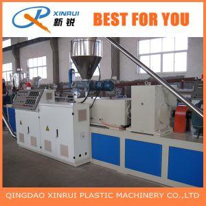 PE WPC Pellet Plastic Extrusion Line pictures & photos
