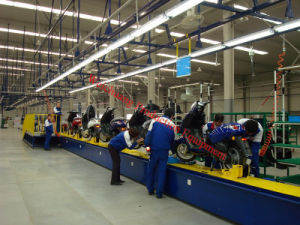 Motorcycle Assembly Line / Production Line pictures & photos