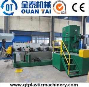 Sj150 Plastic Granulator with Side Feeder for PE, PP Films pictures & photos