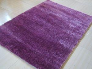 Home Use Korean Silk Shag Rugs/Mat Ksm0040 pictures & photos