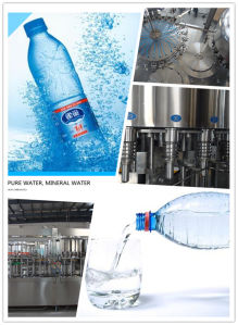 Cgf8-8-3 Pure Water Filling Machine pictures & photos