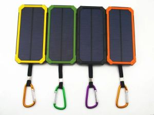 Factory Original Solar Mobile Phone Power Bank Charger with Patent pictures & photos