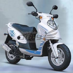 EEC 50CC Motorcycle (YY50QT-21A(2T)) pictures & photos