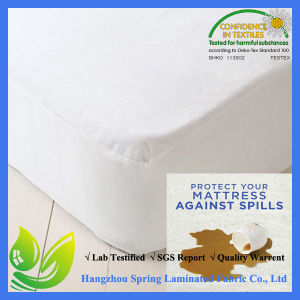 Hotel Waterproof and Antibacterial Mattress Protector pictures & photos