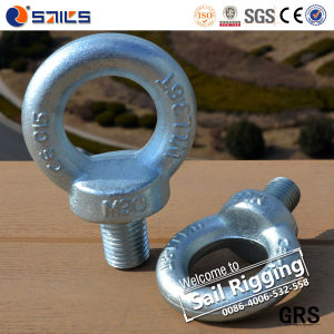 M6 Carbon Steel Galvanized Eye Bolt Hardware pictures & photos
