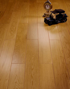 Click Lock Wooden Flooring Engineered Wood Flooring