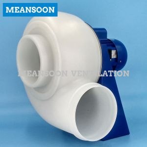 Plastic PP Anti Corrosive Centrifugal Blower for Fume Hood pictures & photos