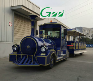 Tourist Train Cart with Electric pictures & photos