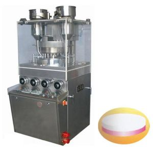 Double Layers Rotary Tablet Press (pressing double layers/colors tablet) pictures & photos