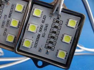 DV12V Waterproof 5050 6LEDs SMD LED Module for Channel Letter pictures & photos