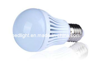 Hight Power 7*1W E27 LED Bulb Lamp for Home Lighting (B6010507W)